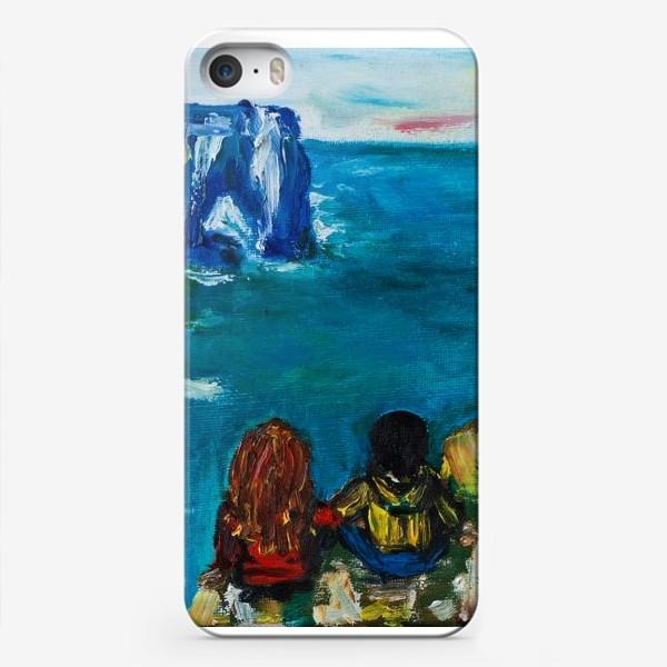 Чехол iPhone «Etretat»