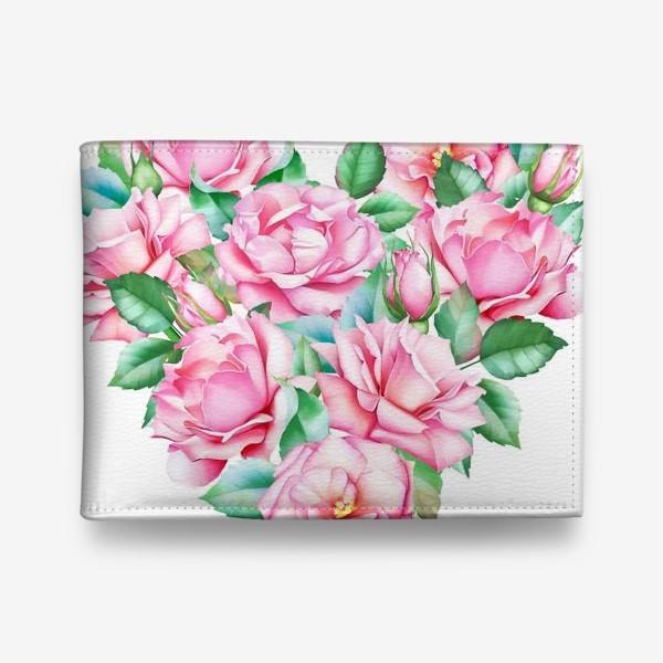 Кошелек «Розовое сердце»