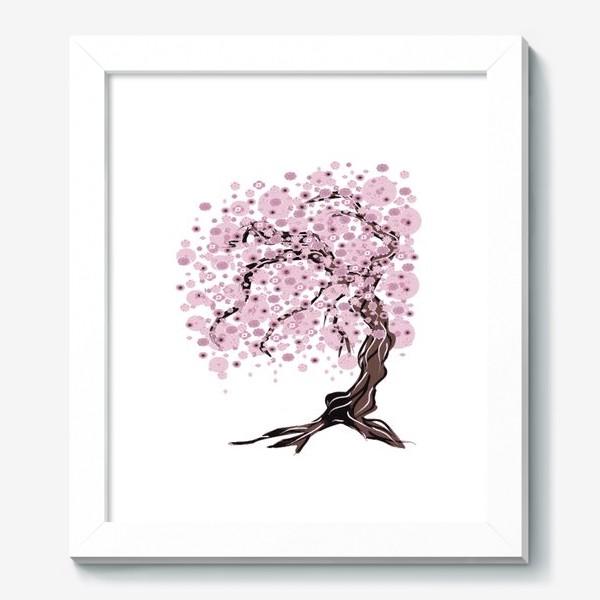 Картина «Сакура»