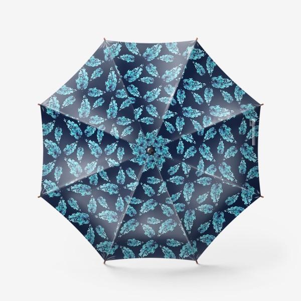 Зонт «Листья»