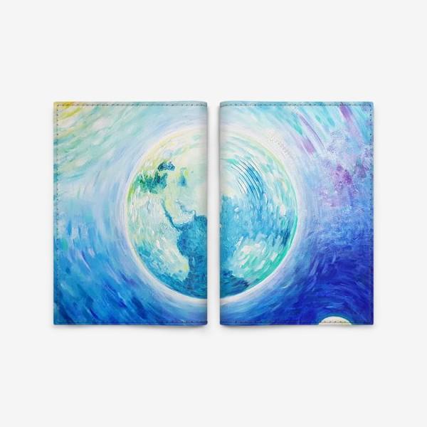 Обложка для паспорта «Моя планета»