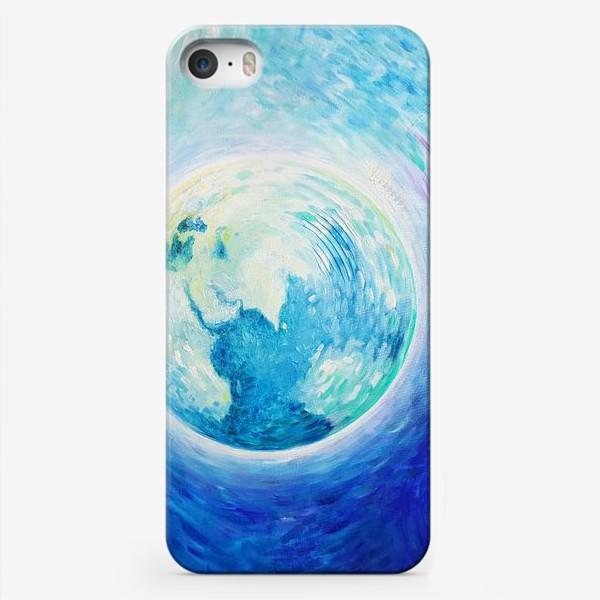 Чехол iPhone «Моя планета»