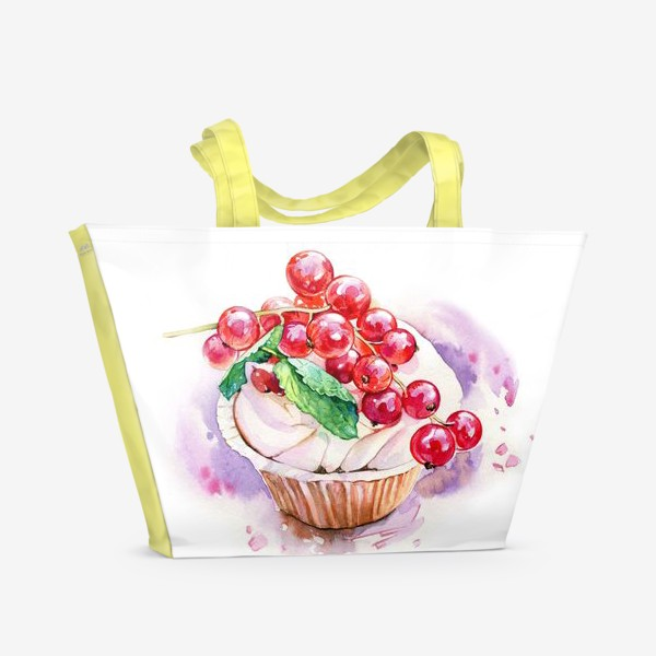 Пляжная сумка «Кислица»