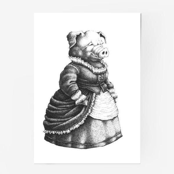 Постер «Мадам»