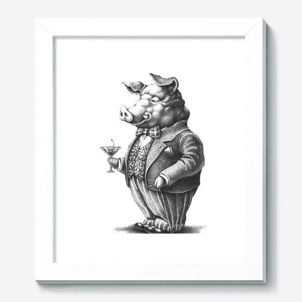 Картина «Кавалер»
