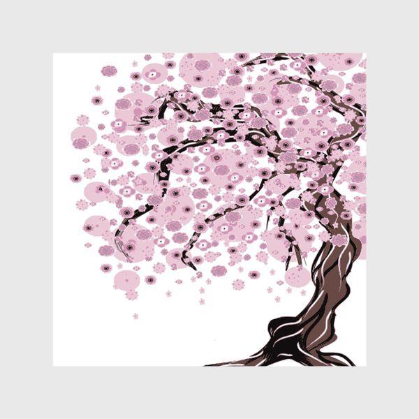 Шторы «Сакура»