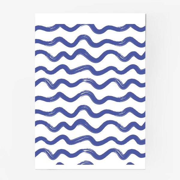 Постер «wave1»