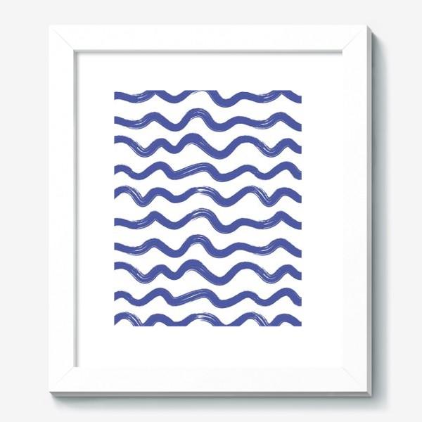 Картина «wave1»