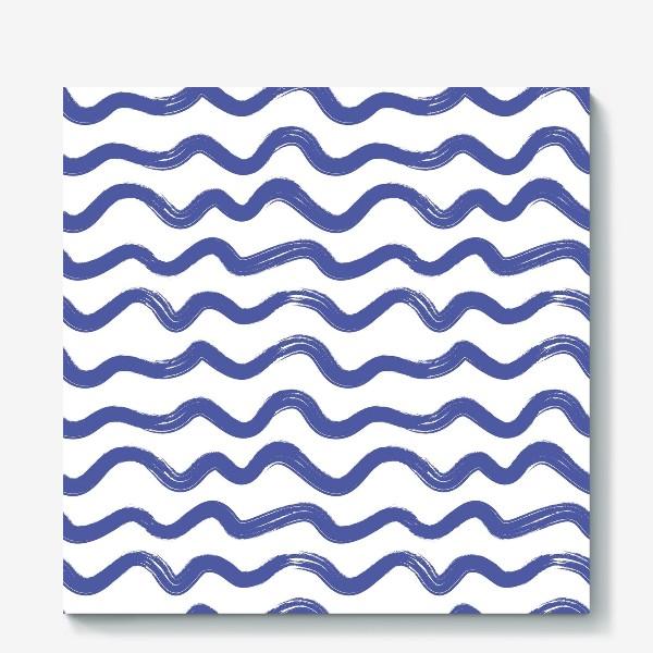 Холст «wave1»