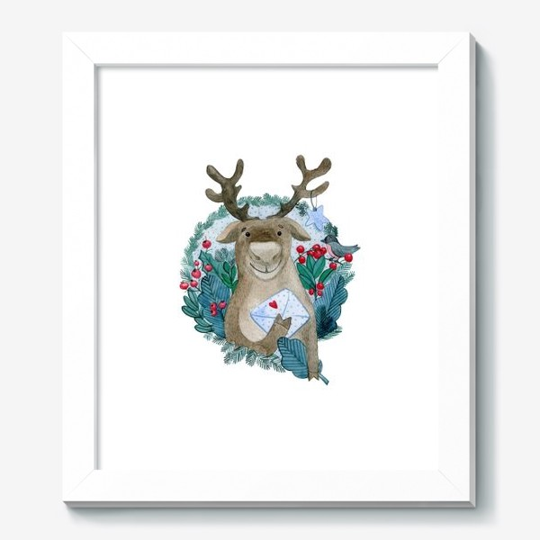 Картина «Северный олень»