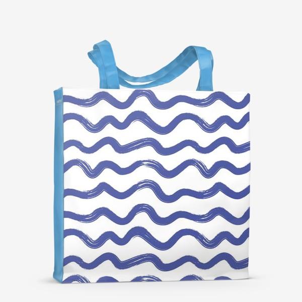 Сумка-шоппер «wave1»
