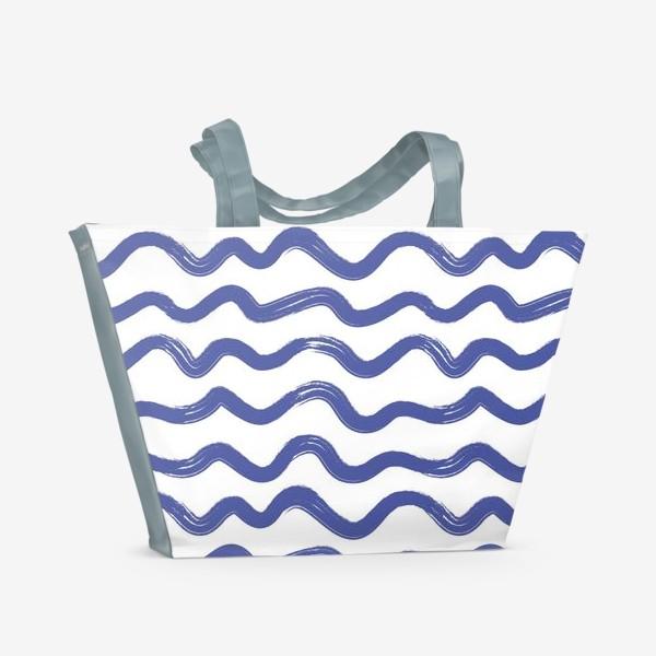 Пляжная сумка «wave1»