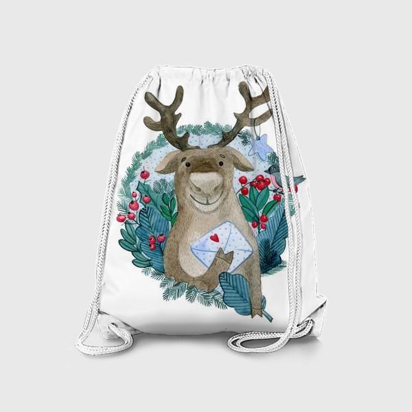 Рюкзак «Северный олень»