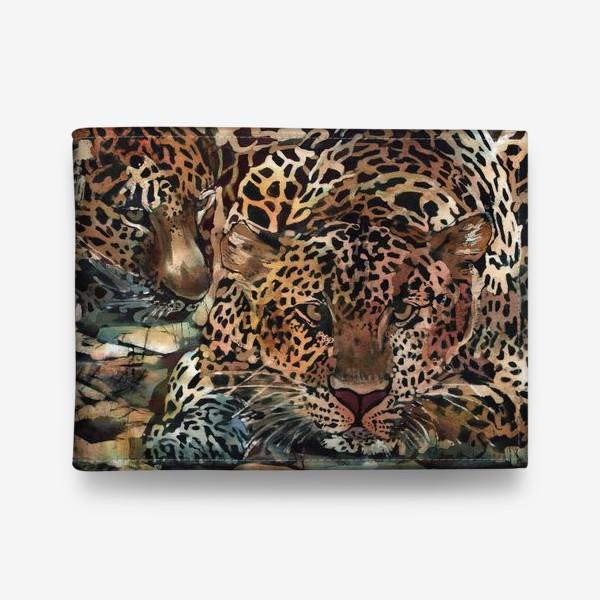 Кошелек «Гепарды»