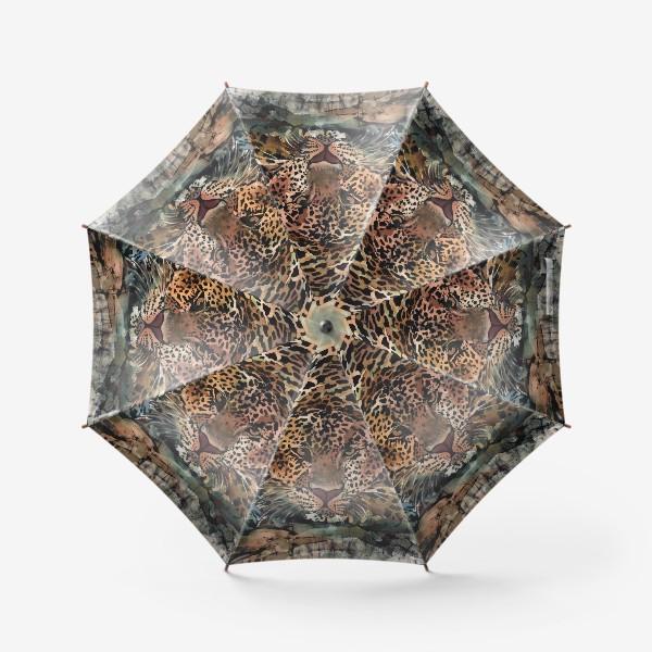 Зонт «Гепарды»