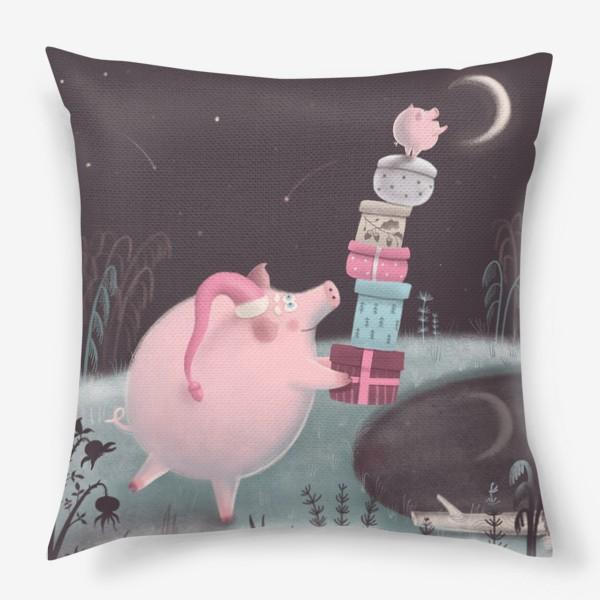 Подушка «Ты - мой лучший подарок!»