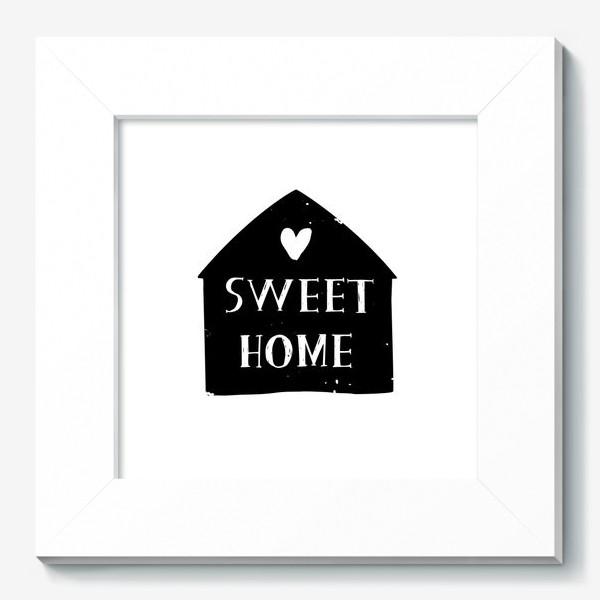 Картина «Sweet Home»