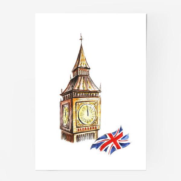Постер «Англия»