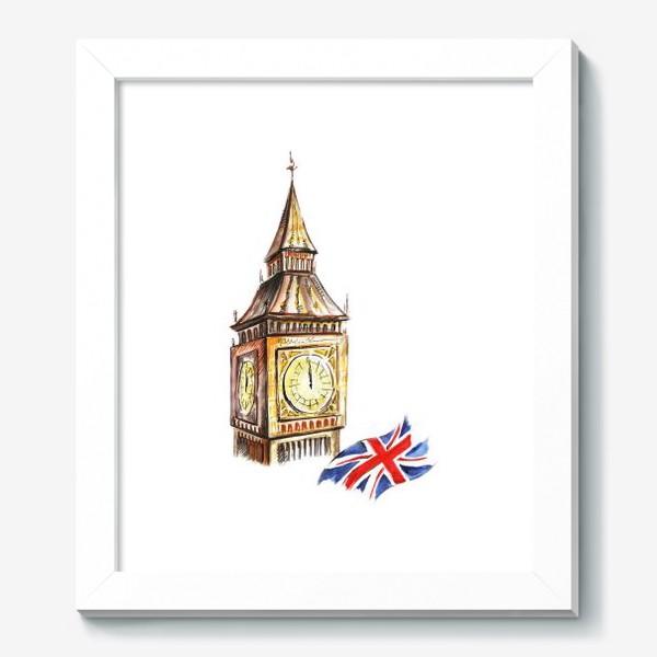 Картина «Англия»