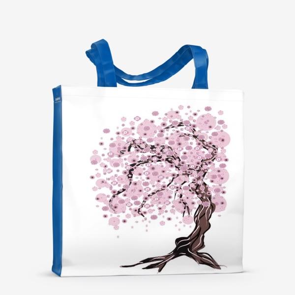 Сумка-шоппер «Сакура»