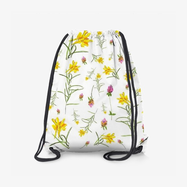 Рюкзак «Летние цветы»