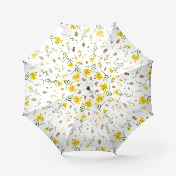 Зонт «Летние цветы»