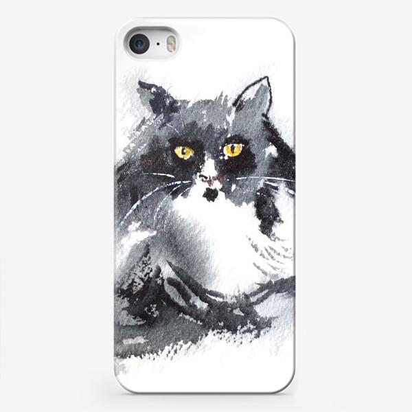Чехол iPhone «Кошка отдыхает»