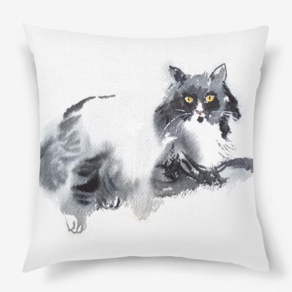 Подушка «Кошка отдыхает»
