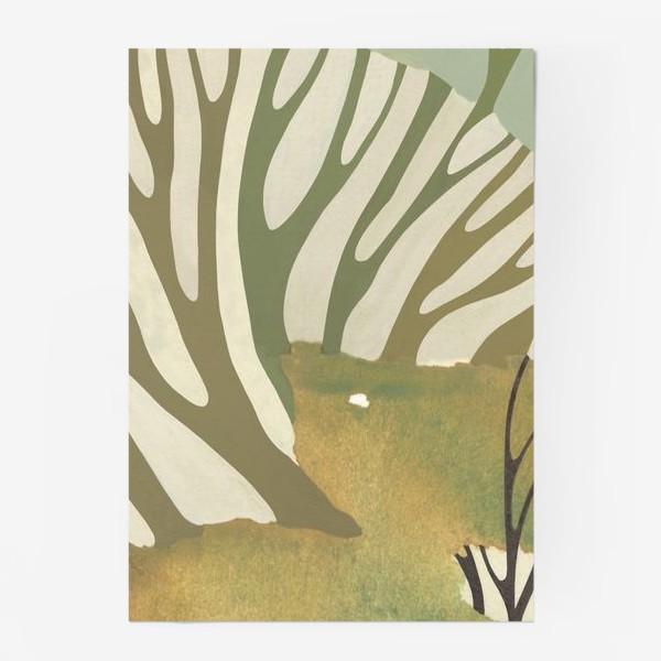 Постер «Дом лесного духа»