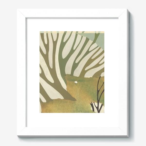 Картина «Дом лесного духа»