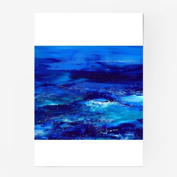 Постер «Волны»