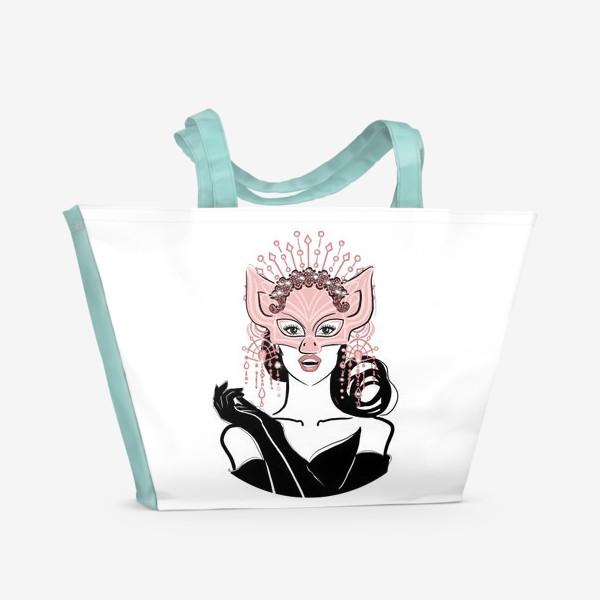 Пляжная сумка «Carnival»