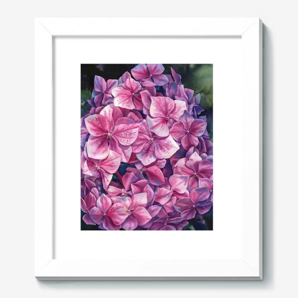 Картина «Spring hydrangea»