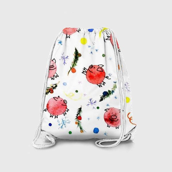 Рюкзак «ХРЮнопад»