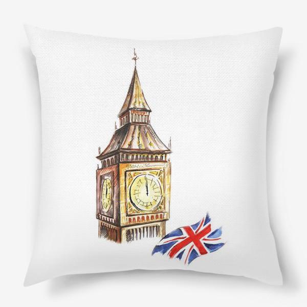 Подушка «Англия»