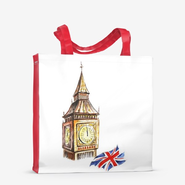 Сумка-шоппер «Англия»