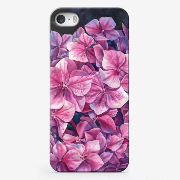 Чехол iPhone «Spring hydrangea»