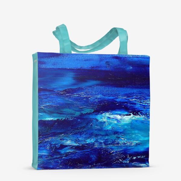Сумка-шоппер «Волны»