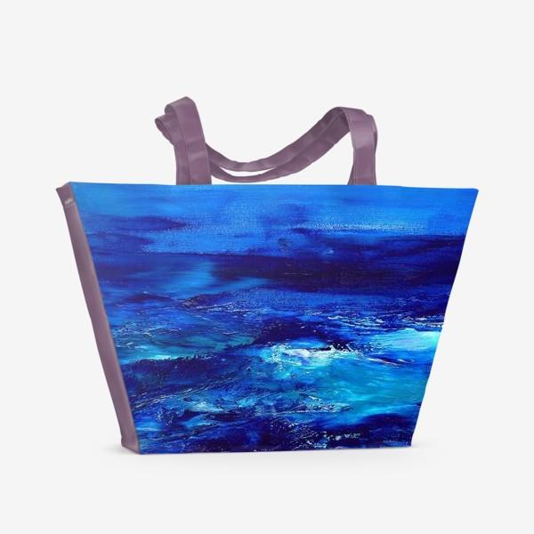 Пляжная сумка «Волны»