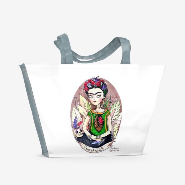 Пляжная сумка «Фрида»