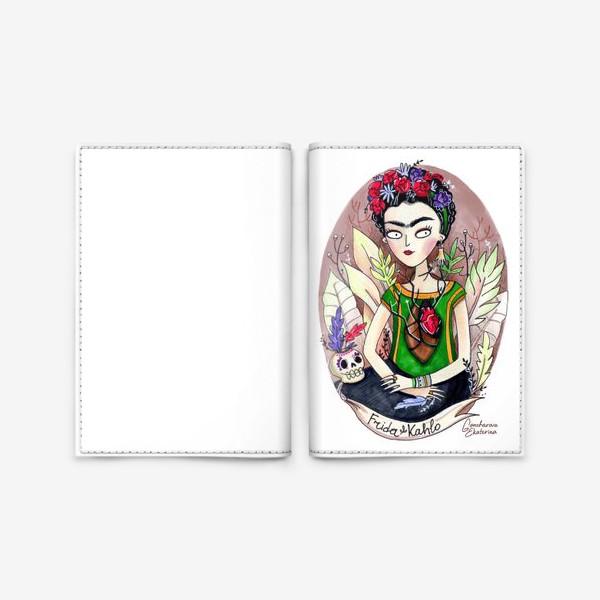 Обложка для паспорта «Фрида»