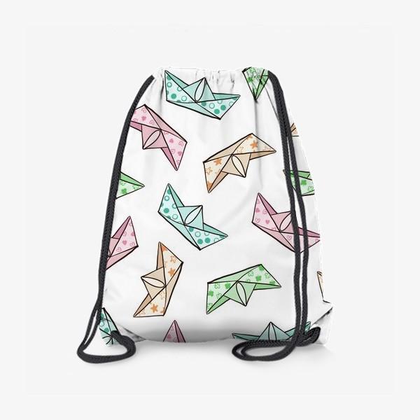 Рюкзак «Кораблики»