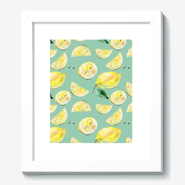 Картина «Лимончики 2»