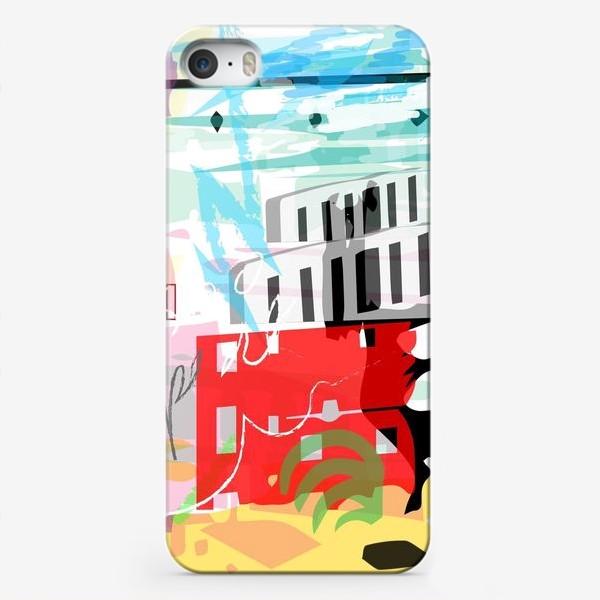 Чехол iPhone «Италия»