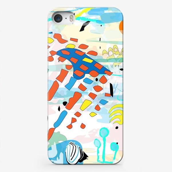 Чехол iPhone «Морская»