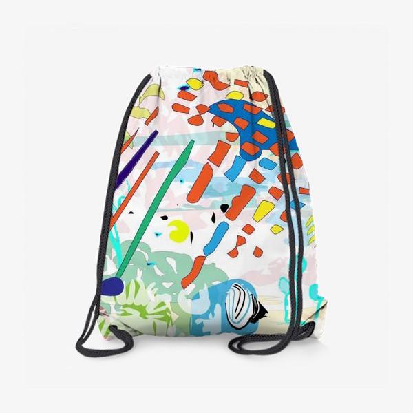 Рюкзак «Морская»
