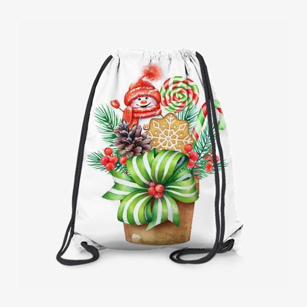 Рюкзак «Вкусный подарок»