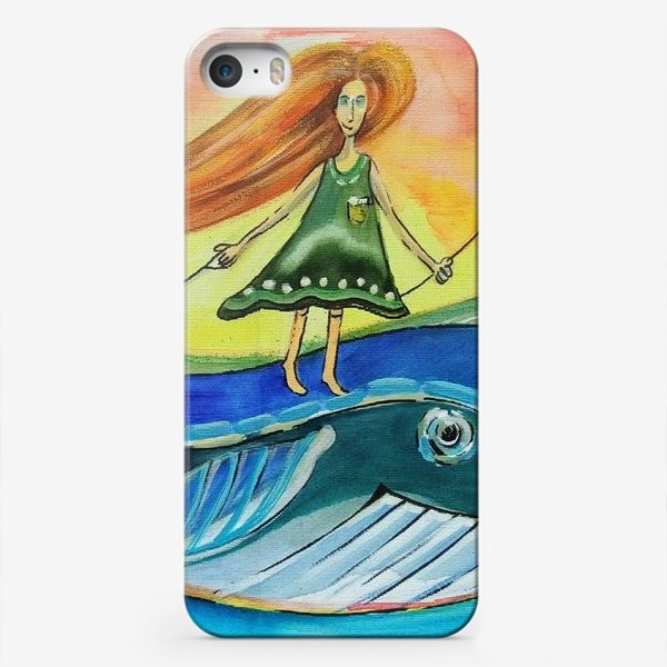 Чехол iPhone «Lili & ylia»