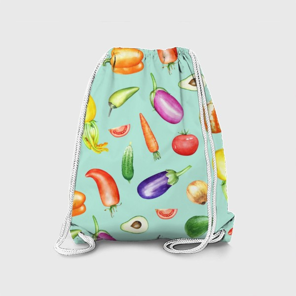 Рюкзак «Овощная грядка 2»