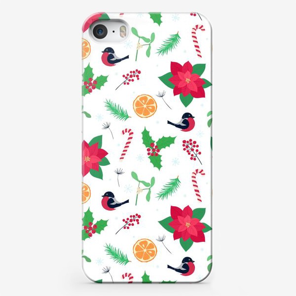 Чехол iPhone «Новогоднее настроение»